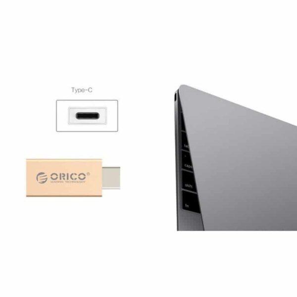35557 - Адаптер ORICO CTA1 с интерфейсом USB 3.0 / Type C и функцией OTG