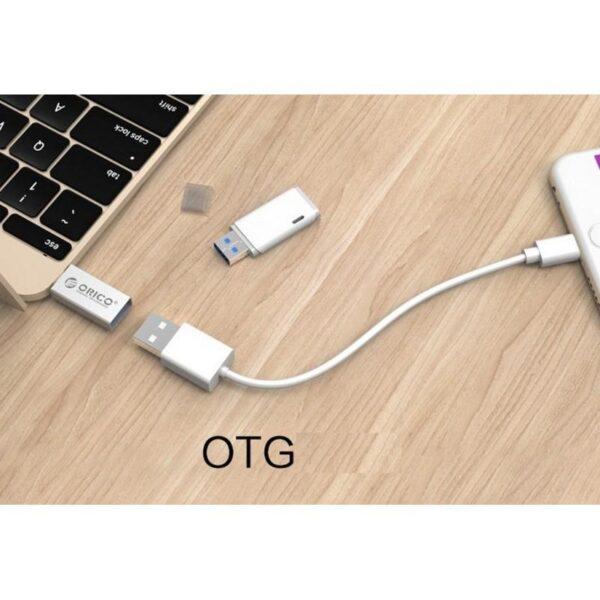 35560 - Адаптер ORICO CTA1 с интерфейсом USB 3.0 / Type C и функцией OTG