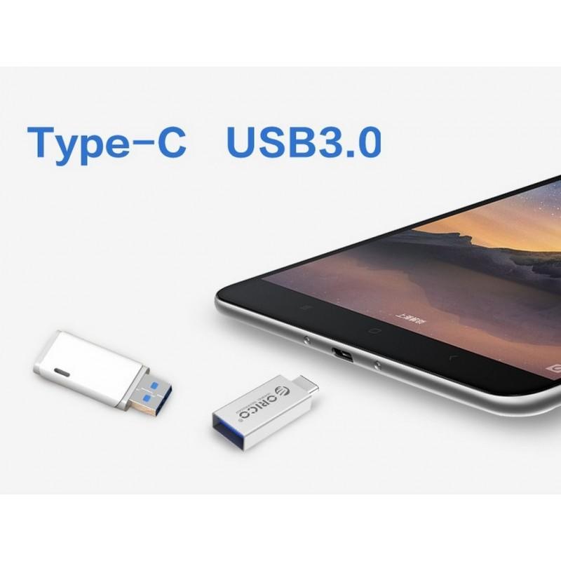 35564 - Адаптер ORICO CTA1 с интерфейсом USB 3.0 / Type C и функцией OTG