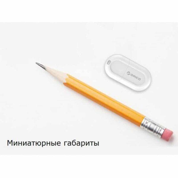 35567 - Маленький USB-адаптер Bluetooth 4.0 ORICO ВТ-408