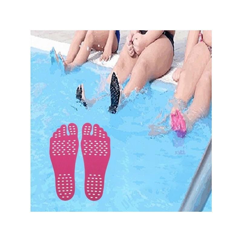 Силиконовые защитные стельки Beach Sandals для пляжа, бассейна и не только