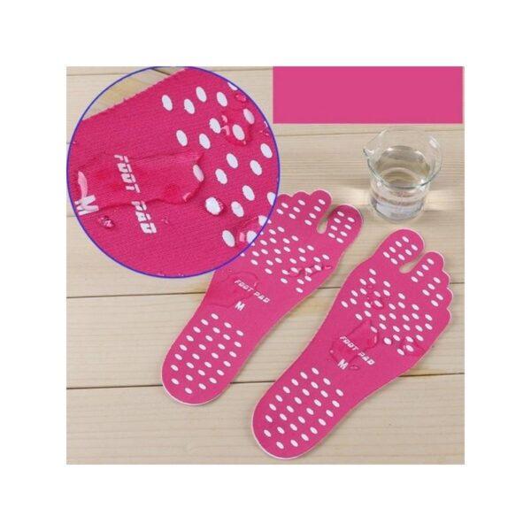 35758 - Силиконовые защитные стельки Beach Sandals для пляжа, бассейна и не только