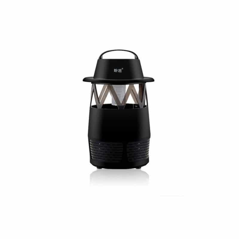 Эффективная механическая ловушка для комаров Mosquito Killer – 6 светодиодов, 7 лезвий, шнур 1.1м 211856