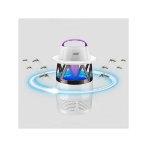 Эффективная механическая ловушка для комаров Mosquito Killer – 6 светодиодов, 7 лезвий, шнур 1.1м