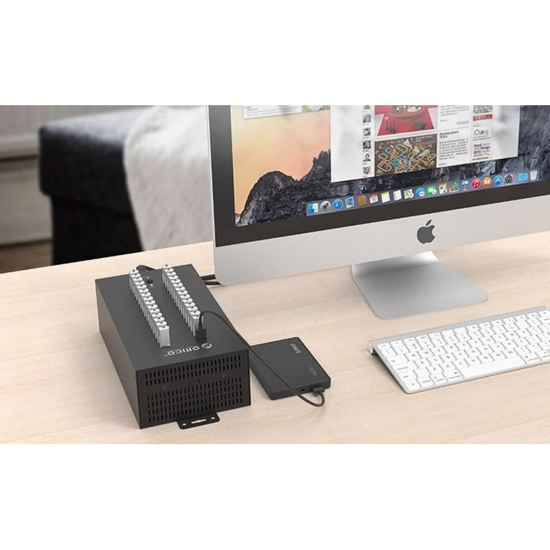 30-портовый концентратор ORICO IH30P USB 2.0 с функцией зарядки 211883