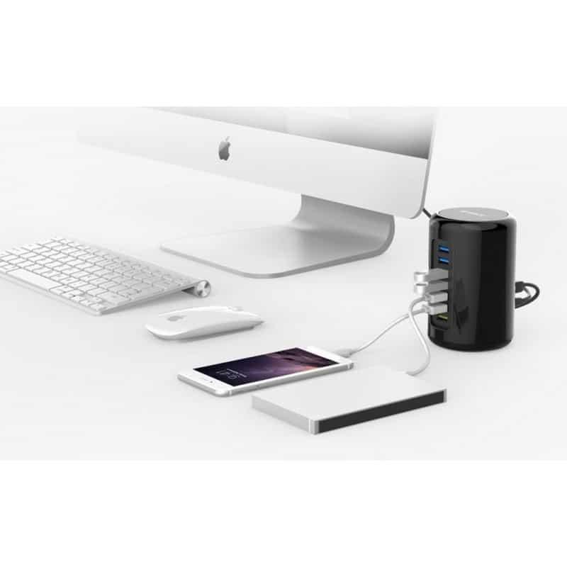 7-портовый HUB USB 3.0 ORICO RH7-У3 с функцией зарядки 211915