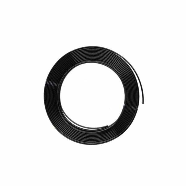 35884 - Защита двери (торцевой молдинг) черного, красного, серебристого, золотистого цвета, полоса-протектор 12 м