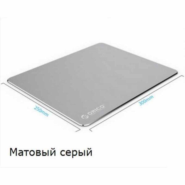 35931 - Стильный алюминиевый коврик для мышки ORICO AMP2218