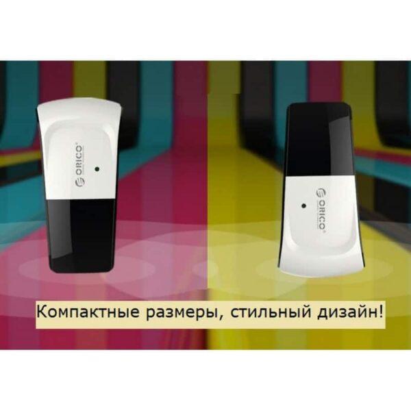 35951 - Беспроводной Wi-Fi USB-адаптер ORICO WF-RE3 со скоростью передачи данных до 300 Мбит/с