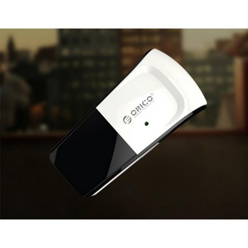 35954 - Беспроводной Wi-Fi USB-адаптер ORICO WF-RE3 со скоростью передачи данных до 300 Мбит/с
