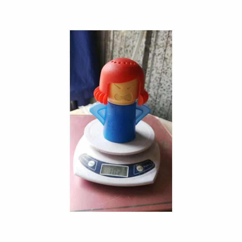 Самый креативный очиститель для микроволновой печи Angry mama 212118