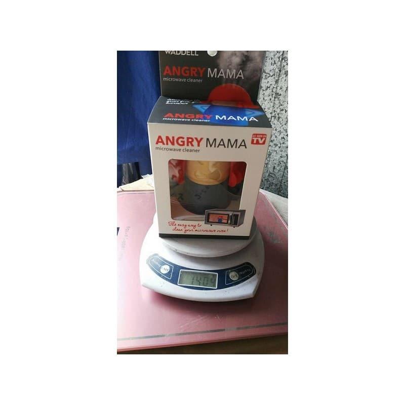 Самый креативный очиститель для микроволновой печи Angry mama 212120