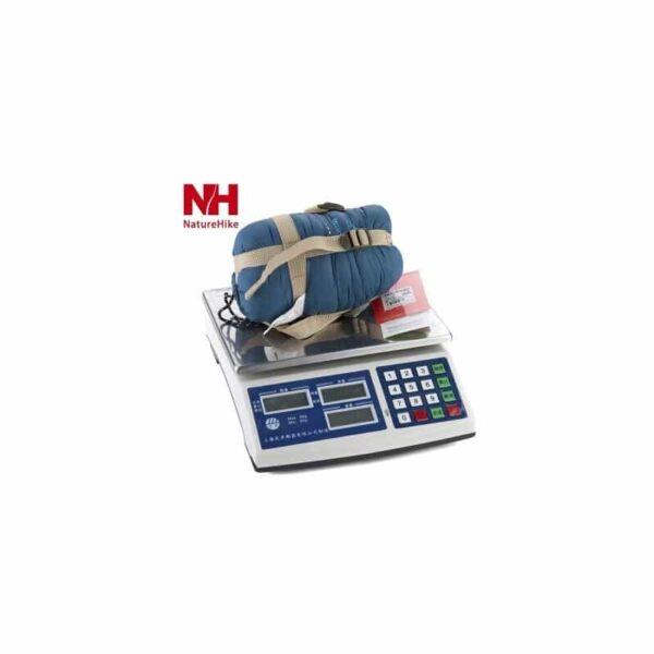 36104 - Суперлегкий (летний) спальный мешок NatureHike LW180: температура комфорта 15°
