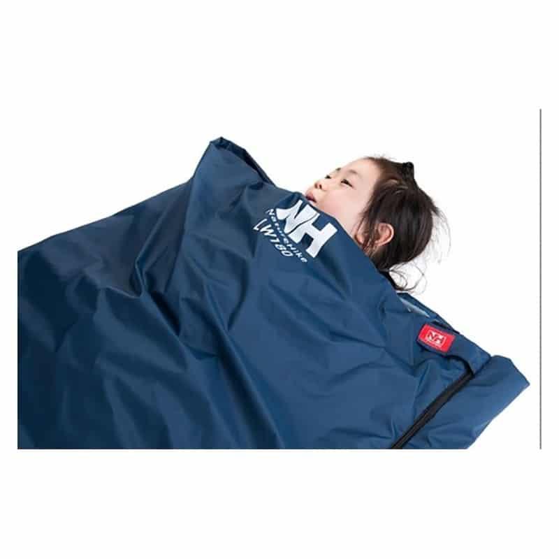 Суперлегкий (летний) спальный мешок NatureHike LW180: температура комфорта 15° 212159