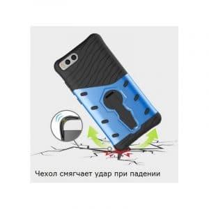 Защитный чехол для Xiaomi Mi 6 с поворотным держателем