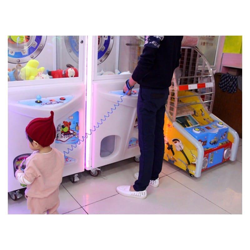 Браслет-антипотеряйка для ребенка Anti Lost Baby Safety: максимальная длина 1,5-2,5 метра 212295