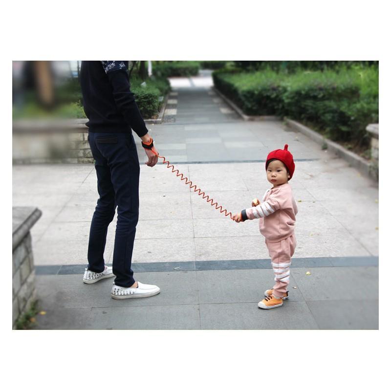 Браслет-антипотеряйка для ребенка Anti Lost Baby Safety: максимальная длина 1,5-2,5 метра 212302
