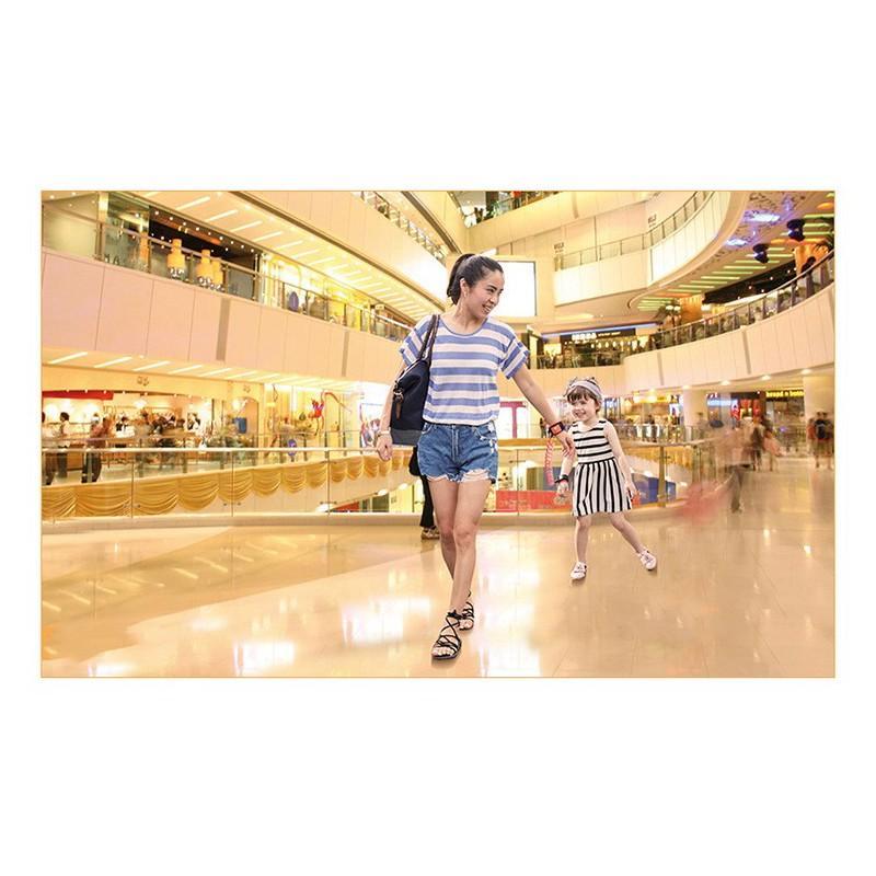 Браслет-антипотеряйка для ребенка Anti Lost Baby Safety: максимальная длина 1,5-2,5 метра 212303