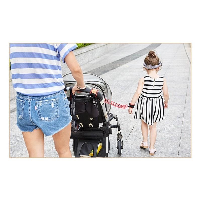 Браслет-антипотеряйка для ребенка Anti Lost Baby Safety: максимальная длина 1,5-2,5 метра 212305