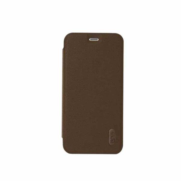 36335 - Кожаный чехол-книжка для Xiaomi Mi 5c от Lenuo - PU кожа, PC пластик, отделение для карт