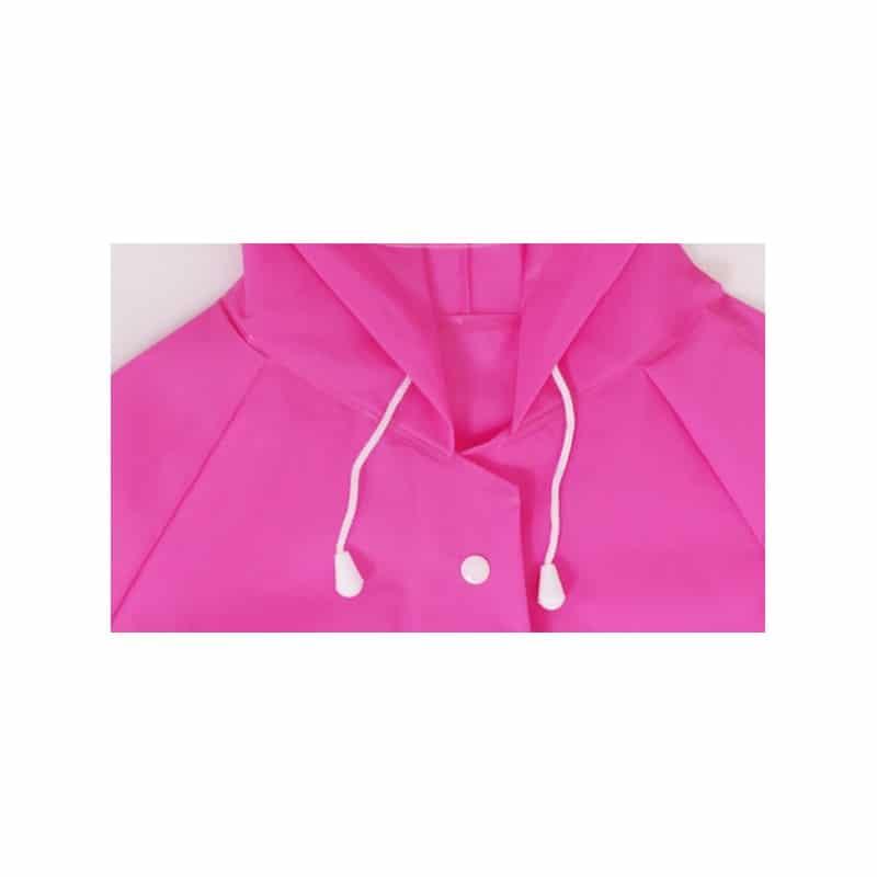 Уплотненный плащ-дождевик с капюшоном на кнопках – высокое качество, все размеры 212434