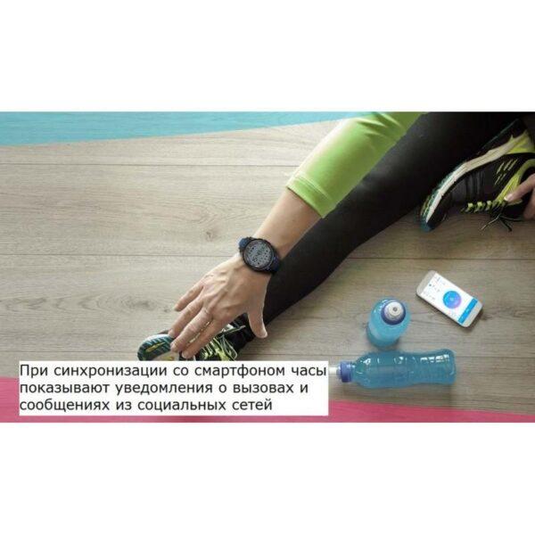36686 - Спортивные умные часы NO.1 F3 Sports - шагомер, монитор сна, контроль активности, IP68