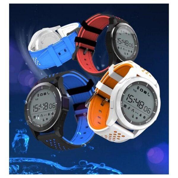 36691 - Спортивные умные часы NO.1 F3 Sports - шагомер, монитор сна, контроль активности, IP68