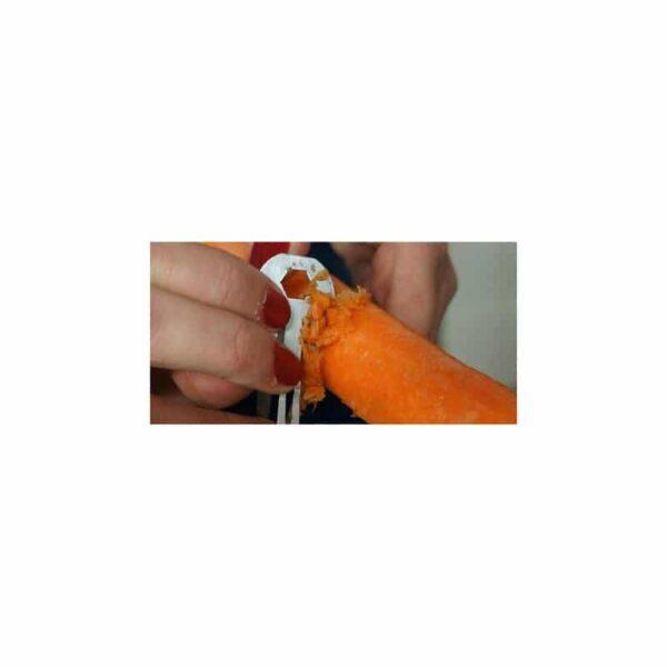 36740 - Многофункциональная заколка EDC 8 в 1: плоская/ большая/ маленькая отвертка, гаечный ключ, линейка, нож, монета для тележек