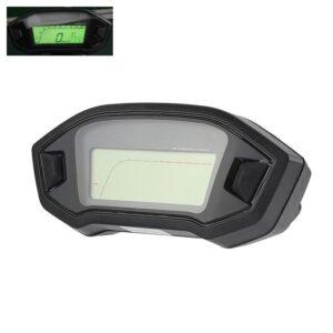 Универсальный цифровой одометр для мотоцикла – миль/ч и км/ч, 7-цветная подсветка
