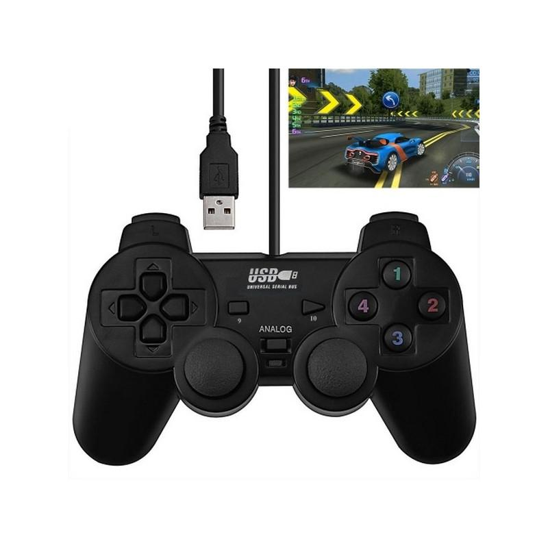 36808 - USB-геймпад DualРad с двойным джойстиком