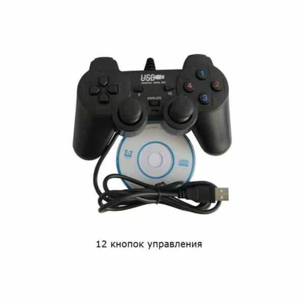 36809 - USB-геймпад DualРad с двойным джойстиком