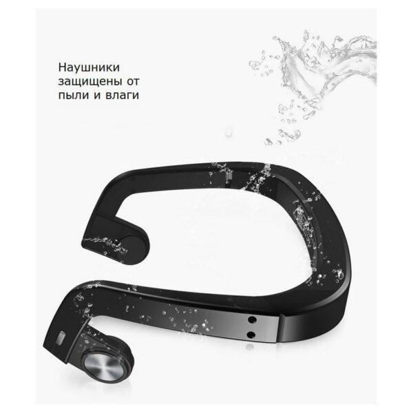 36877 - Костные Bluetooth наушники BEASUN ZD100 - Bluetooth 4.0, до 8 часов музыки, микрофон