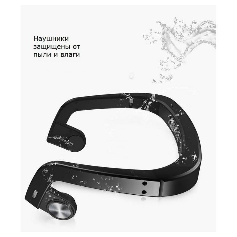 Костные Bluetooth наушники BEASUN ZD100 – Bluetooth 4.0, до 8 часов музыки, микрофон 212773