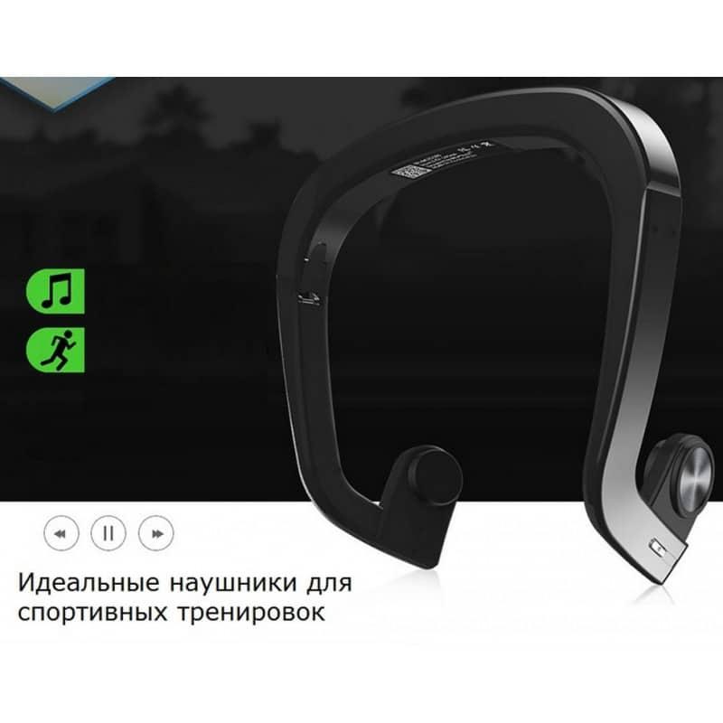 Костные Bluetooth наушники BEASUN ZD100 – Bluetooth 4.0, до 8 часов музыки, микрофон 212775