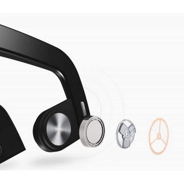 36881 - Костные Bluetooth наушники BEASUN ZD100 - Bluetooth 4.0, до 8 часов музыки, микрофон
