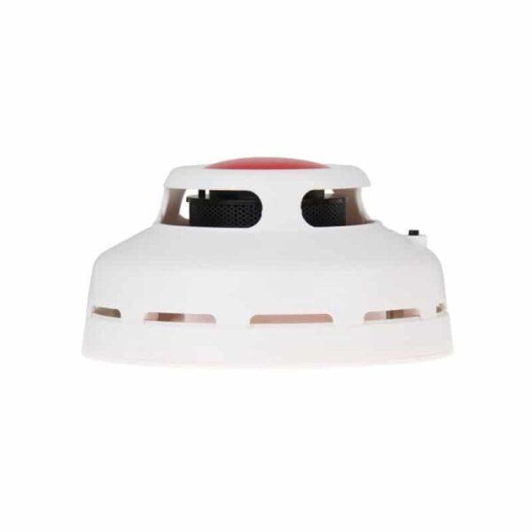 36885 - Автономная пожарная сигнализация - фотоэлектрический датчик дыма, световой и звуковой сигнал, до 80 квадратных метров