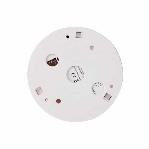 36886 - Автономная пожарная сигнализация - фотоэлектрический датчик дыма, световой и звуковой сигнал, до 80 квадратных метров