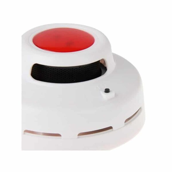 36889 - Автономная пожарная сигнализация - фотоэлектрический датчик дыма, световой и звуковой сигнал, до 80 квадратных метров