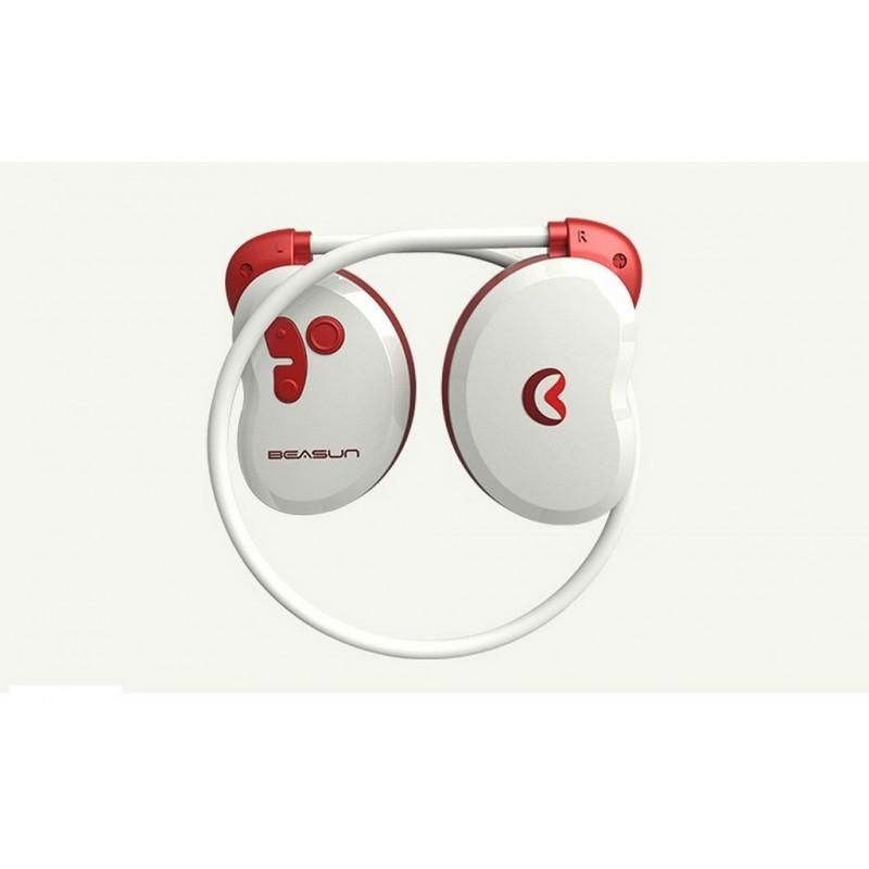 36907 - Bluetooth наушники BEASUN GY1 на основе костной проводимости - Bluetooth 4.1, до 8 часов музыки, микрофон