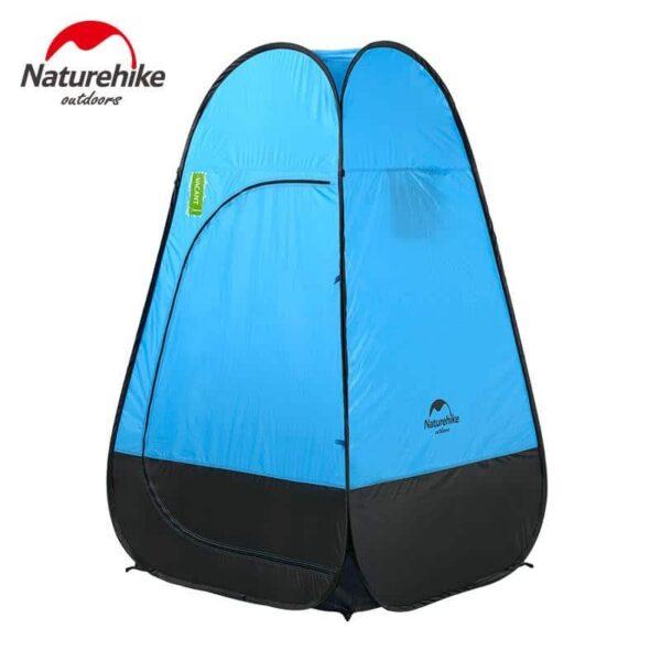 36920 - Мобильная кемпинговая палатка-душ/ туалет/ раздевалка Naturehike