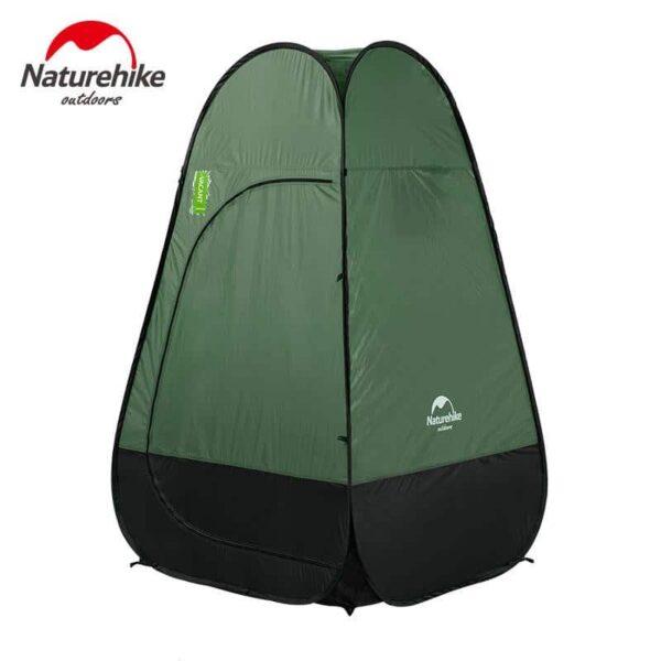 36921 - Мобильная кемпинговая палатка-душ/ туалет/ раздевалка Naturehike
