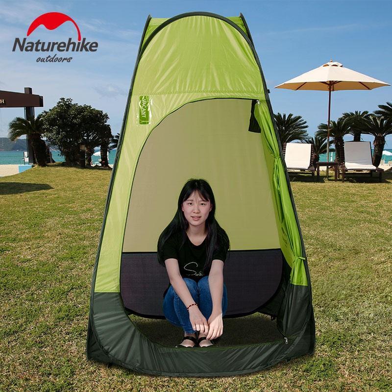 Мобильная кемпинговая палатка-душ/ туалет/ раздевалка Naturehike 212847
