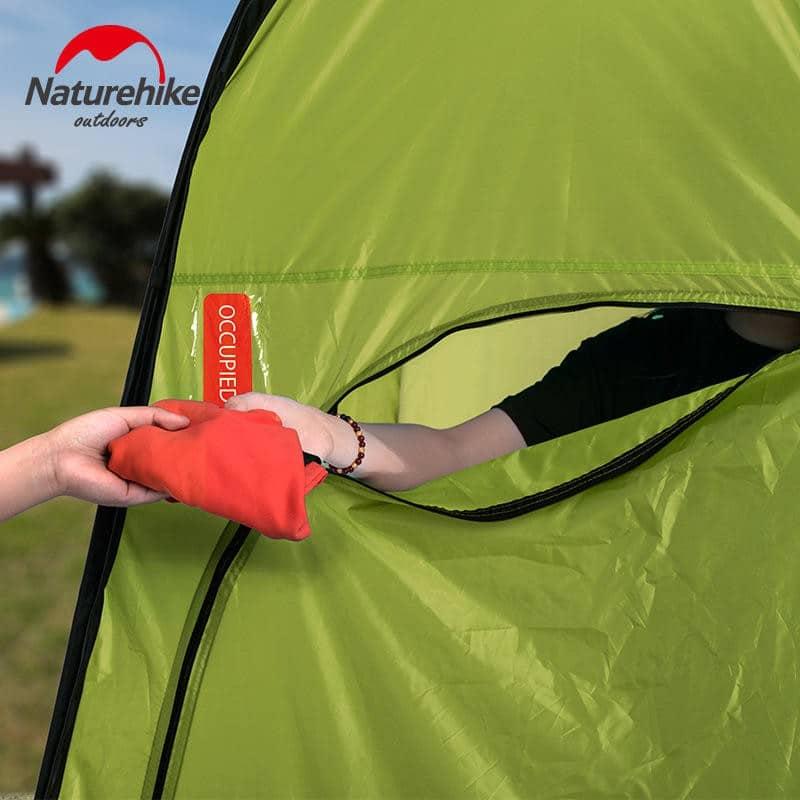 Мобильная кемпинговая палатка-душ/ туалет/ раздевалка Naturehike 212848