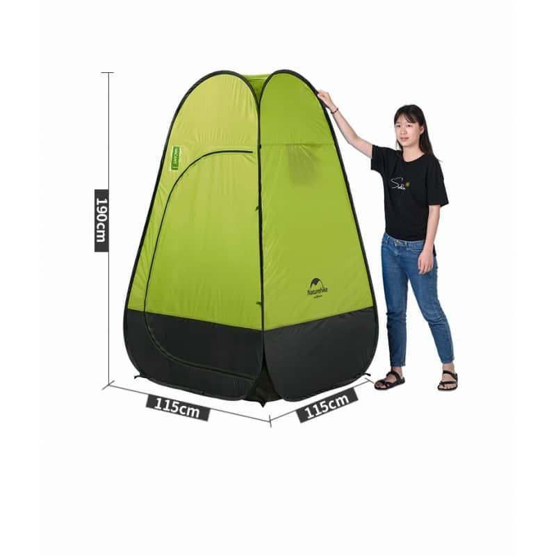 Мобильная кемпинговая палатка-душ/ туалет/ раздевалка Naturehike 212852
