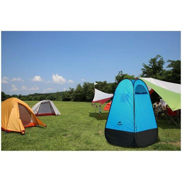 36931 - Мобильная кемпинговая палатка-душ/ туалет/ раздевалка Naturehike