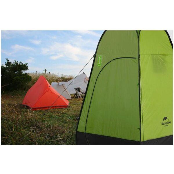 36935 - Мобильная кемпинговая палатка-душ/ туалет/ раздевалка Naturehike