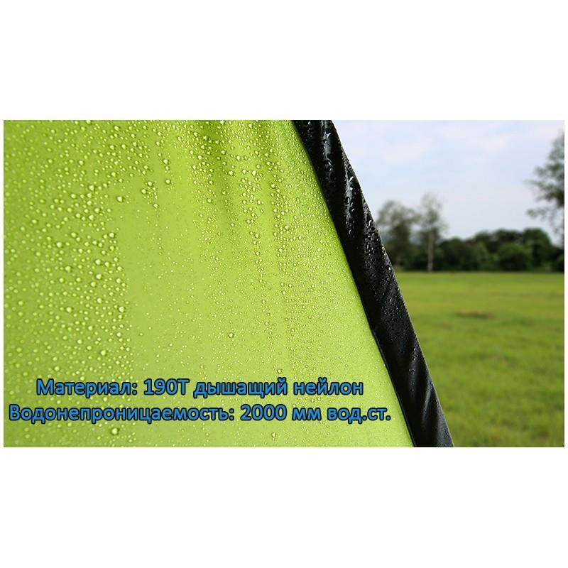Мобильная кемпинговая палатка-душ/ туалет/ раздевалка Naturehike 212861