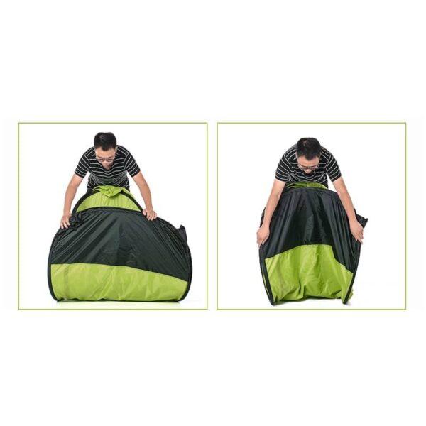 36939 - Мобильная кемпинговая палатка-душ/ туалет/ раздевалка Naturehike