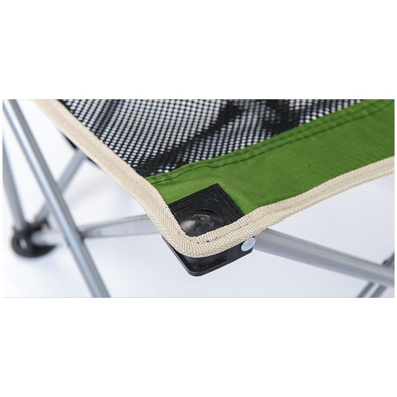 Складной походный стул Naturehike: водонепроницаемый нейлон 600D, сталь, нагрузка свыше 100 кг 212927
