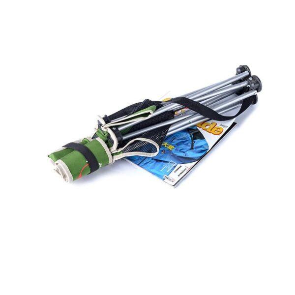 37010 - Складной походный стул Naturehike: водонепроницаемый нейлон 600D, сталь, нагрузка свыше 100 кг